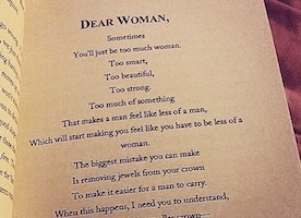 An Open Letter to the Woman Who Wants to Change Herself for a Man