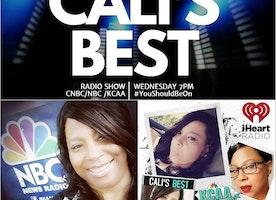 """CALI'S BEST"" Radio Show Hits Top 100 List! #YouShouldBeOn"