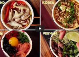 5 Clever Ways To Turn Cup Noodles Into Delicious Meals