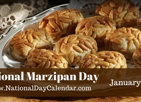 Celebrating Fruits & Vegetables with National Marzipan Day