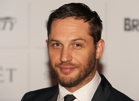 I Am Very Scared of Tom Hardy, AND YOU SHOULD BE TOO.
