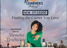 The HireLearners Podcast with Rudy Racine featuring Shemeka Brathwaite,MSEd