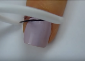 She Uses Dental Floss To Do THIS To Her Nails? Incredible!