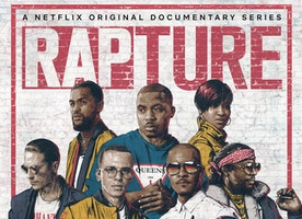 The Netflix Screening and Premiere of the Hip-Hop Documentary Rapture