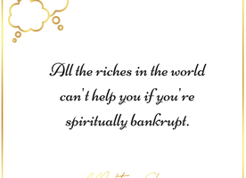 #IAmAMogul because I'm too spiritually rich to be morally bankrupt.