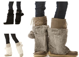 Move over Ugg boots, The Muk Luks are in Town