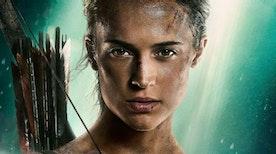 Tomb Raider 2018 Movie Featuring Alicia Vikander