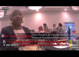 """COVER-UP"" - Planned Parenthood's Attempt to Hide their Baby Body Parts Scheme"