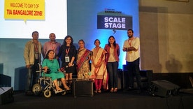 Making workplaces more inclusive: Deepa Narasimhan champions the cause of the differently-abled
