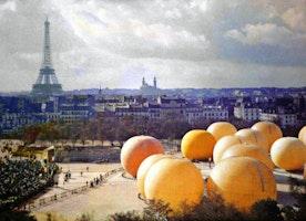 Last Color Images of Paris From La Belle Epoque