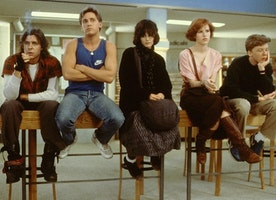 Top 50 Movies: The Breakfast Club