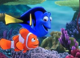 Top 50 Movies: Finding Nemo