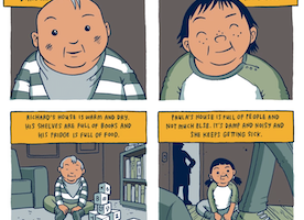 This Comic Strip Explains Privilege in a Tangible, Easy to Understand Way. I am moved.