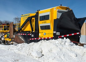 'Darth Vader' Is a Massive Train Plow That Clears Crazy Amounts of Snow