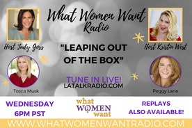 Leaping Out Of That Box is breaking records on our podcast!