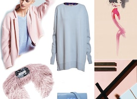 Color of the Year 2016 - Rose Quartz & Serenity