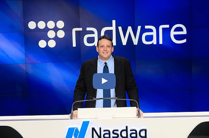An Interview with Radware CEO, Roy Zisapel!