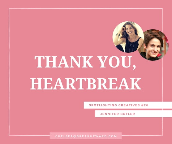 Thank You, Heartbreak: Spotlighting Creatives #26