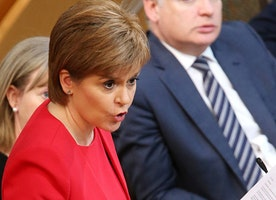 Nicola Sturgeon brilliantly shut down a journalist's tweet about her fashion choices