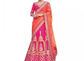 Lehenga Style Sarees, the Most Innovative Approach You Must Go for