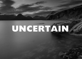 A Letter To the Uncertain Man