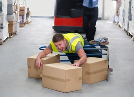 Work-related accidents: always prepare for the unexpected