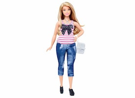 Body Acceptance: Mattel Releases New Barbies Curvy, Thin, and Tall