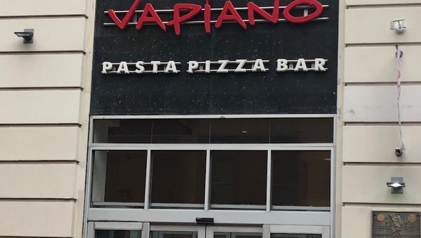 Experience a Great Atmosphere and Delicious Food at Vapiano