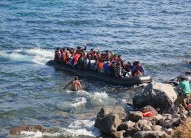 Refugees Find Hope and Despair on Lesbos
