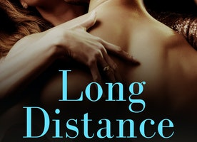 Long Distance Love, contemporary romance novel