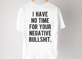 A shirt that we all need time after time
