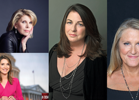 Variety's 2018 Power of Women New York Impact List recognizes 4 CBS women