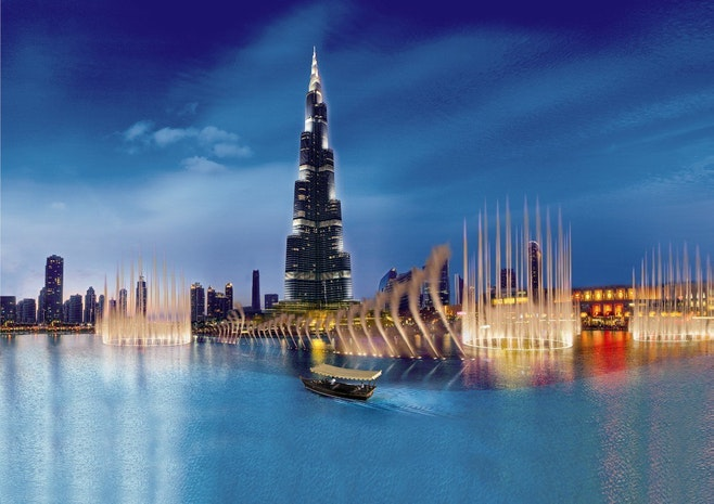 Best Places to Visit Near Dubai International Airport
