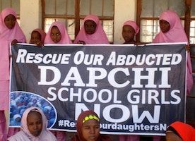 Mass Schoolgirl Kidnappings in Nigeria
