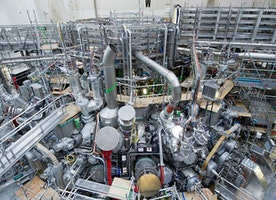 Nuclear fusion energy experiment turned on in Germany (Wired UK)