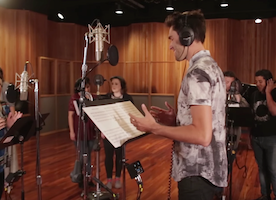 The Best A Capella Video You Will Ever See (And It's Also A Disney Medley)