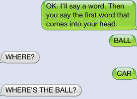 16 Things Dogs Would Say If They Could Text. So Hilarious!