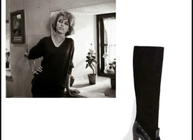 Shoe Designer Crush - Havva Mustafa