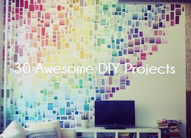 30 Awesome DIY Projects that You've Never Heard of