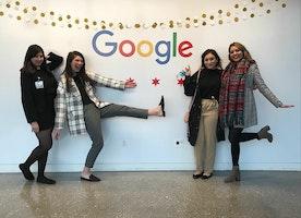 UIC Moguls Take On Google