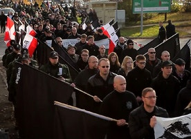 Newnan of Georgia Faces Neo-Nazi Rally on Friday