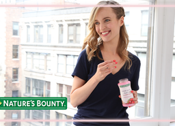 Mogul & Nature's Bounty Invite You To Help Women Through Participating in #MyBeautyRoutine Campaign.