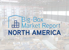 Industrial Logistics & Transportation Solutions 2017 Year-end Big-Box Review and Outlook