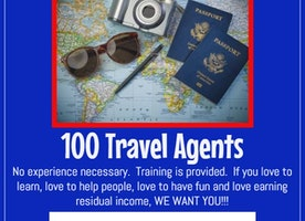 Travel Agents Wanted