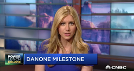 CNBC online:Danone's North America business hits key social, environmentalmilestone