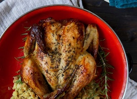Unrecipe of the Week: How To Roast A Chicken