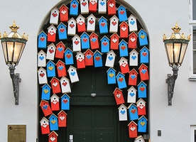 26 of the Most Beautiful Doors Leading to Enchanted Worlds