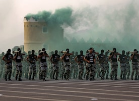 Saudi Arabia spends £56 billion a year on its insane military - here's what that kind of money buys