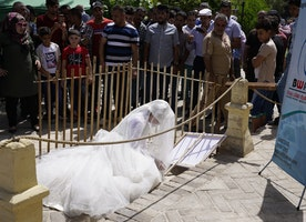 Women in Iraq are being forced to marry their rapists