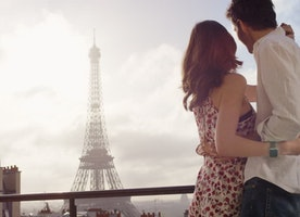 Why is Paris known as the city of love?